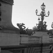 Pont Alexandre III, Paris 1/3 @ Audrey S