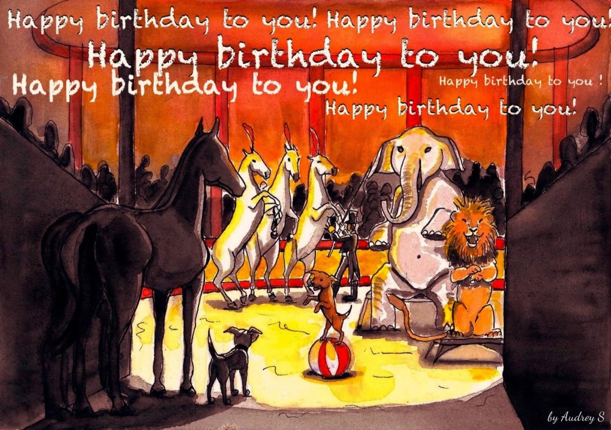 Fêtez les anniversaires avec Qalo & Lolotte