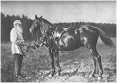 tolstoi-et-son-cheval